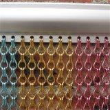 Schermo Chain di alluminio anodizzato delle tende