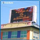 Panneau électronique à LED Big Color Full Outdoor, étanche, publicité à haute luminosité