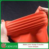 Vinilo especial del traspaso térmico del PVC de Qingyi para la ropa