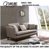Sofà moderno del blocco per grafici di legno solido per la mobilia G7603 dell'hotel