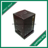 Offsetdrucken-gewölbter Blumen-Verschiffen-Karton-Kasten-Großverkauf