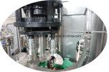 Riga impaccante di riempimento dell'impianto di imbottigliamento dell'acqua del riempitore del liquido