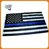 Promotion Polyester 3X5 Feet Embroidered Country National Flag