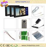 "teléfono video de la puerta de la pantalla de 7 "" TFT LCD para la seguridad de la familia"