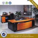 優雅な設計事務所の家具L形の支配人室表(NS-NW129)