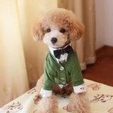 Vestiti all'ingrosso del cane delle magliette di estate di modo con il tessuto di cotone