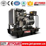 40kw는 디젤 엔진 휴대용 Yanmar 엔진 EPA 발전기를 연다