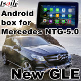 Video interfaccia di percorso Android di GPS per il codice categoria di Mercedes-Benz Gle (NTG-5.0)