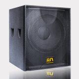 600W BasSpreker 18 Duim Subwoofer van DJ (S18)