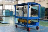 Sistema móvel da filtragem do gás Sf6 da eficiência elevada