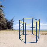 Los niños instructor de fitness al aire libre combinado Portátiles Equipos de gimnasia