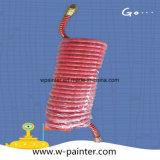 """1/4 """" un di tubo flessibile Braided dell'acciaio di strato e della resina della fibra di Aramid"""