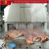 Constructeur de machine de congélation de fruit de congélateurs du congélateur IQF de tunnel de congélation d'azote liquide de la CE