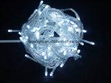 Света шнура рождества СИД Fireworm декоративные Kmart
