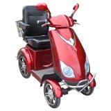 4つの車輪の電気移動性のスクーター、Eスクーター、電気バイク、Eバイク