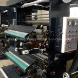Machine van de Druk van het Letterzetsel van twee Kleur de niet Geweven (zxh-C21200)