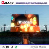 Pantalla de visualización al aire libre a todo color de LED de la venta caliente P4/P6.67/P8/P10/P16 para fijo