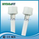 En PVC flexible tressé pour sud-américaine (HY6243)