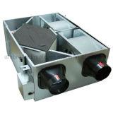 熱回復コア全体の熱交換器