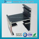 6063 Serie verdrängte Aluminiumprofile/Aluminium für Windows und Tür-Puder-Mantel