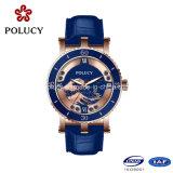Signora Quartz Watches della vigilanza di marca del cuoio genuino della fabbrica della Cina
