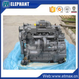 Generatori diesel silenziosi inizianti facili dell'elefante del motore di 81kVA Deutz