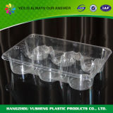Bandeja plástica del acondicionamiento de los alimentos