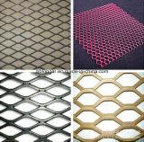 Acoplamiento de alambre ampliado galvanizado de metal