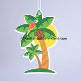 Kundenspezifischer Frucht-Erdbeere-Geruch-Papier-Auto-Duft