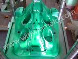 Guide de la lampe à tête automobile Moule à injection plastique