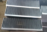 Aangepast Aluminium Heatsink voor Elektronika met CNC het Machinaal bewerken