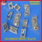 Elektronisches Metall, das Teil-Einlage-Terminalschalter-Befestigungsteil-Befestigungen (HS-BC-051, stempelt)