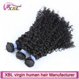 Heißes verkaufendes unverarbeitetes Jungfrau-Peruaner-Haar