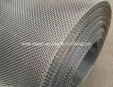 構築によって使用されるひだを付けられた金網