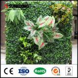 Les panneaux verts artificiels mur décoratif pour la boutique