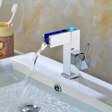 Flg Frigideira com LED com temperatura controlada Faucet de torneira de água