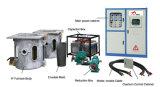 Four de fonte de chauffage par induction de Kgps pour l'aluminium en acier de fer