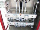 コーヒーまたは茶またはオイルまたは砂糖またはクリームの液体の粉の微粒のマルチ車線の棒のパッキング機械