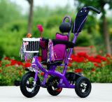 4 em 1 bom carrinho de criança de bebê, carro de bebê