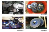 Electroplated Hoja de sierra de diamante Herramientas de corte para cerámica mármol