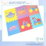 EVA-Schaumgummi-blockierenfußboden-Matte für Kind-Spiel-Matte