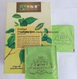 OEM Lables privado del té de Duzhong Ginko del té de la sangre del balance
