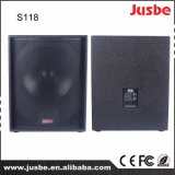 18 بوصة 650 [وتّس] [سوبوووفر] محترفة وسائل سمعيّة ملعب مدرّج مرحلة صوت جهير خارجيّ [سوبوووفر]