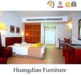 標準的なデザイン木のベッド部屋の一定のホテルの家具(HD408)
