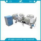 Bequemes einfaches Winkel Ce&ISO Krankenhauspatient-Sorgfalt-Bett des SteuerAG-Bm002