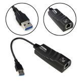 Adaptador de LAN externo USB 3.0 a RJ45 10/100 / 1000Mbps