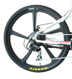 Батарея Ebike электрического Bike 26 Cms-Tde11z '' спрятанная