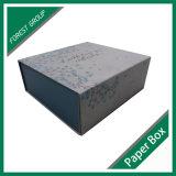 Design OEM delicado papel fecho magnético dobrável Caixa de oferta por grosso