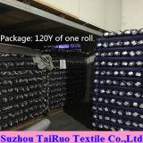 Tela 100% del tafetán del poliester 210t para la tela de la guarnición de la ropa