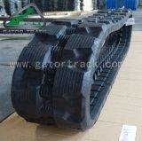 Trilha T320*86k do carregador do boi do patim ou trilha de borracha